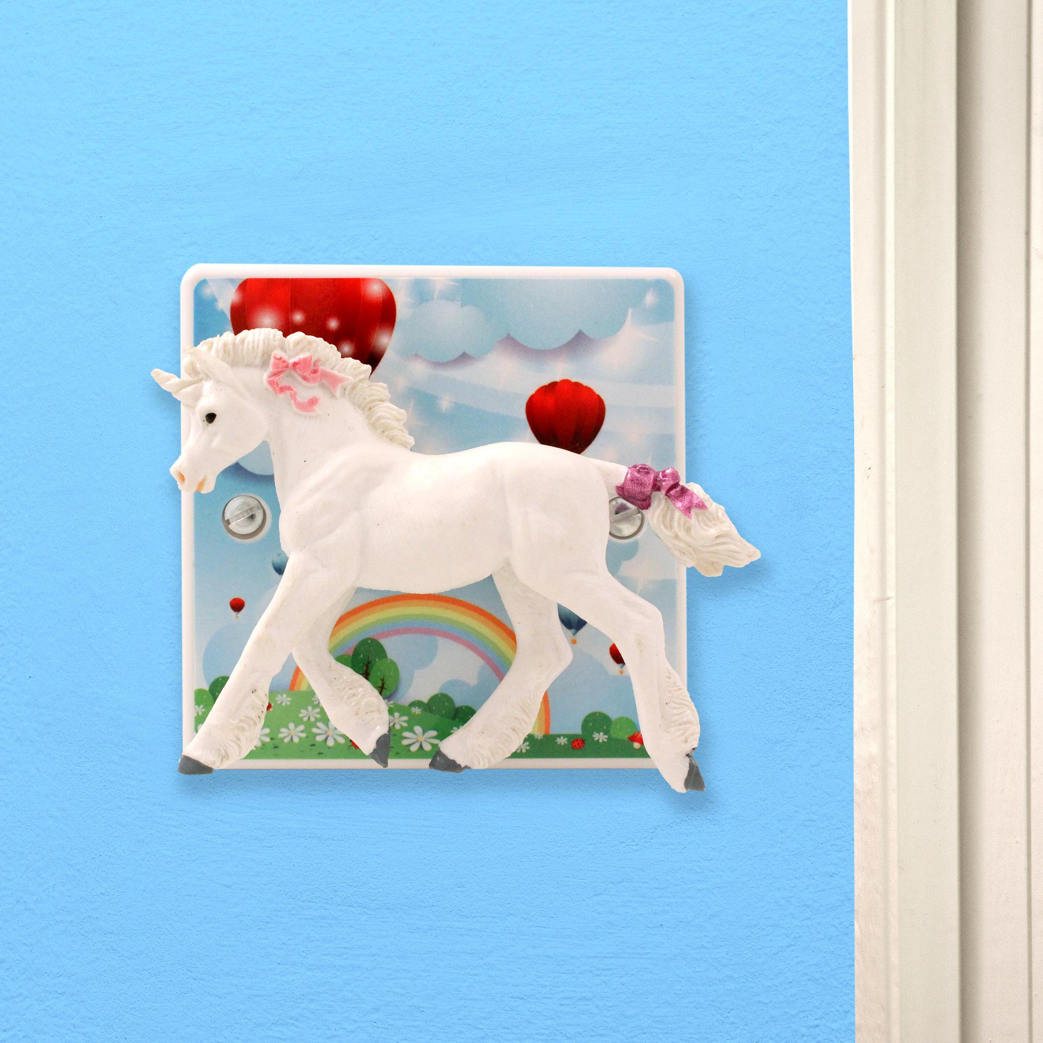 Unicorn bedroom decor ideas the candy queen designs blog for Unicorn bedroom decor