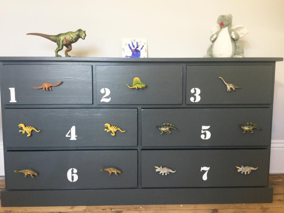 Dinosaur Bedroom Knobs Set Of 10 Dinosaur Themed Bedroom