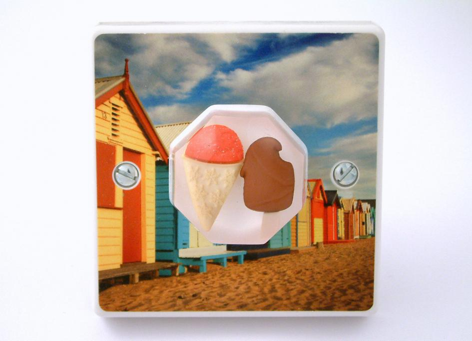 Beach Room Light Switches