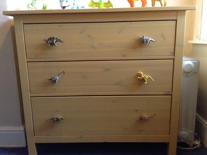 Dinosaur bedroom knobs set of 10 dinosaur themed bedroom Handles for bedroom furniture