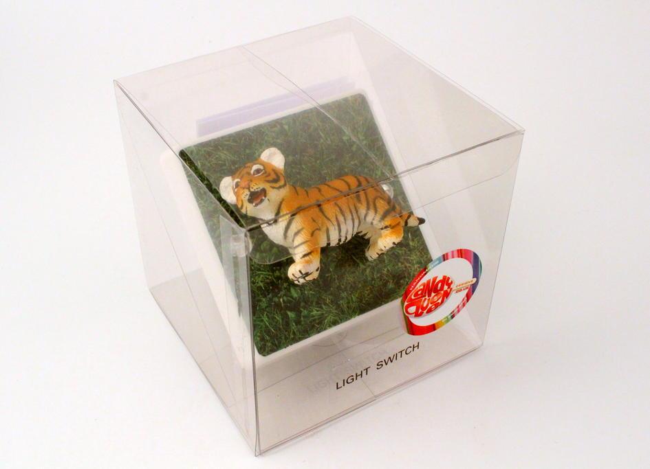 Safari themed bedroom bengal tiger cub light switch for Bengals bedroom ideas
