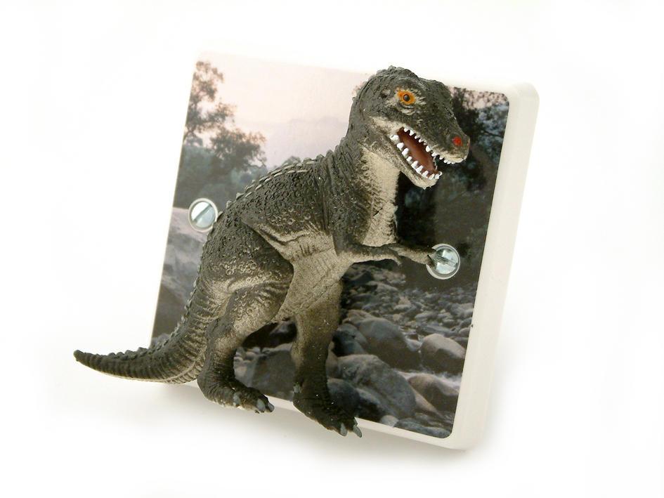 dinosaur door knob cupboard knob