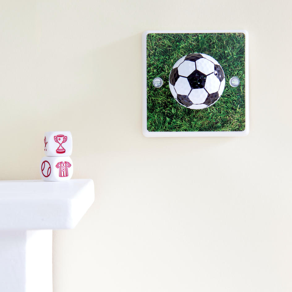 football light switch for boys or girls football themed furniture of america cm bk065 fbll t bed olympic football
