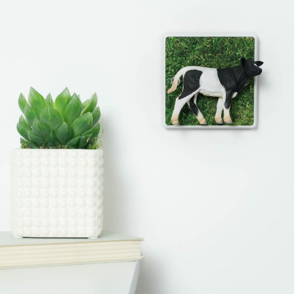 Decorative Cow Dimmer Light Switch For Children 180 S Farm