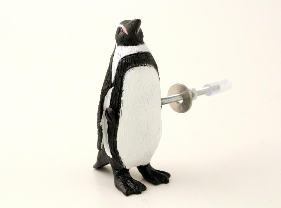 Humboldt Penguin Furniture Knob 4 In Stock