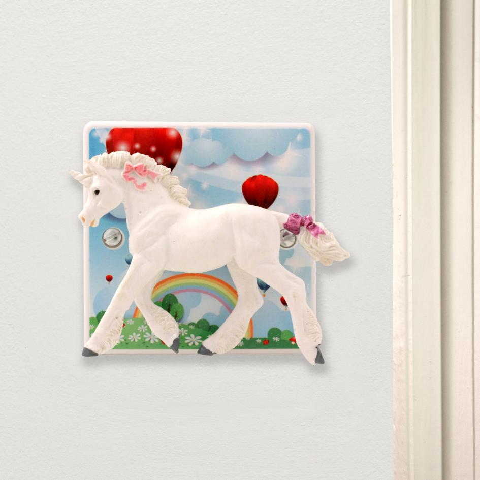Unicorns & Pink Light Switches
