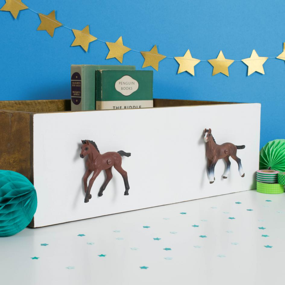 Horse Drawer Knobs