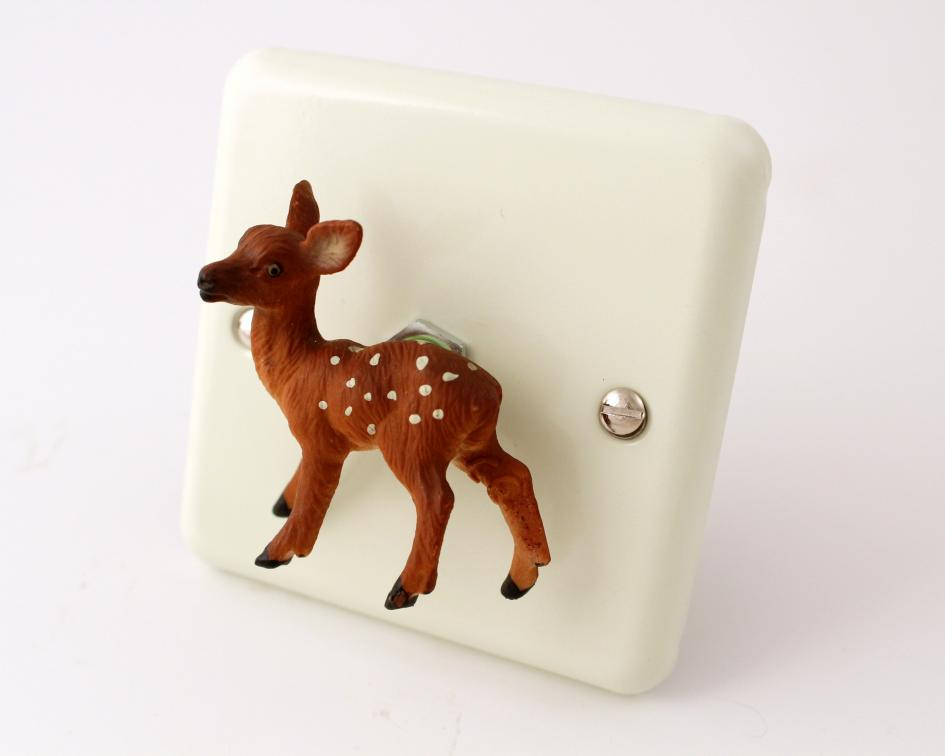 woodland fawn nursery dimmer switch. Black Bedroom Furniture Sets. Home Design Ideas