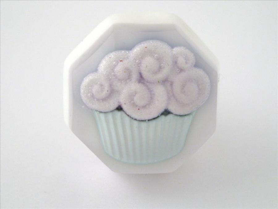 Cupcake Bedroom Cupboard Knob