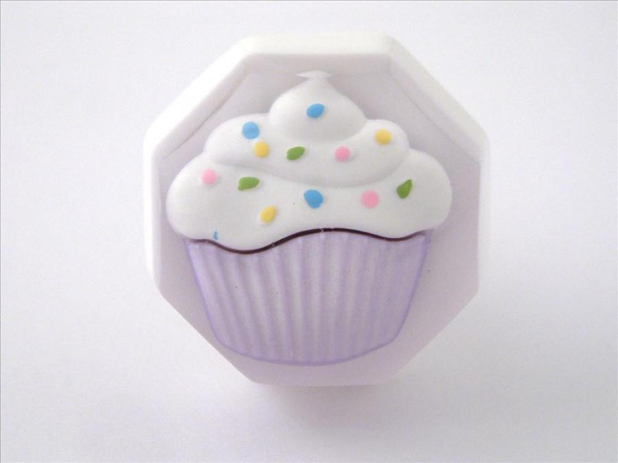 Kitchen Cabinet Cupcake Knob