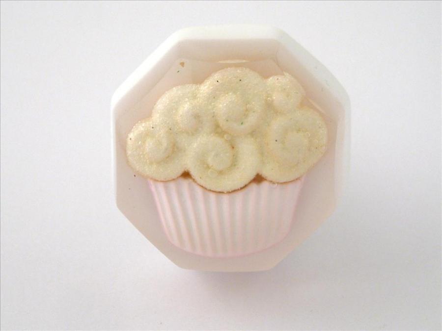 Cupcake Furniture Knob
