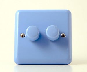 Pastel Dimmer Switches