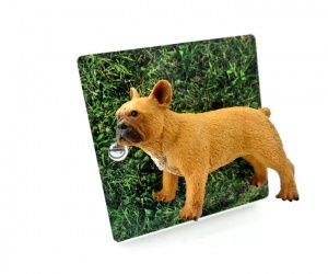 Frenchie the Bulldog Designer Decorative Dimmer Switch