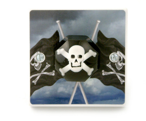 Pirate Light Switches