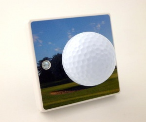 Hole in One Gift For Golfers - Decorative Golf Ball Dimmer Light Switch