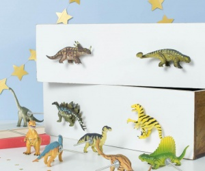 Dinosaur Cupboard Knobs
