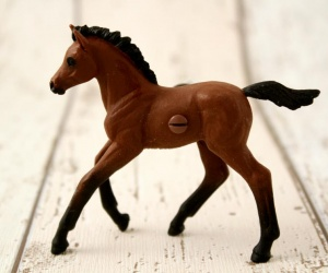Horse Bedroom Decor Horse Cupboard or Drawer Knobs for Horse Loving Girls & Boys