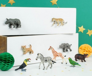 Safari & Jungle Animal Cupboard Knobs