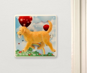 *SALE* - Decorative British Made Children´s Nursery Light Switches With a Real Twist!