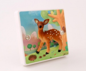 Woodland Light Switches
