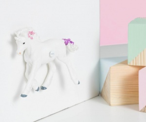 Unicorn Bedroom Decor Cupboard or Drawer Knob for Unicorn Loving Girls & Boys