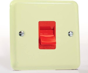 *SALE* Pastel Cooker Switch & Fused Spur *SALE*