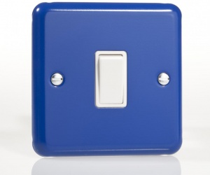 *SALE* Red & Blue Light Switches & Sockets *SALE*