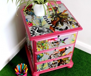 Candy Andrews Upcycled Furniture