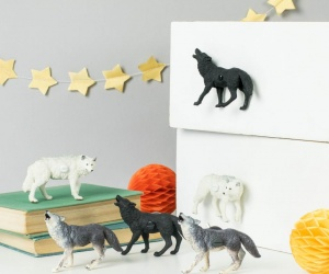 Wolf Cupboard Knobs and Drawers Knobs