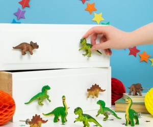 Dinosaur Furniture Knobs