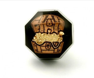 Childrens Bedroom Pirate Treasure Chest Cupboard Knob