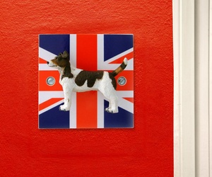Jack Russell Dog Decorative Light Switch
